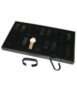 DWA018 = WATCH TRAY- WATCHES 18 SPACE