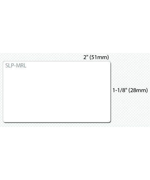 DTA6231 = Multi-Purpose Labels for Seiko Smart Printer 1-1/8'' x 2'' - Box of 440