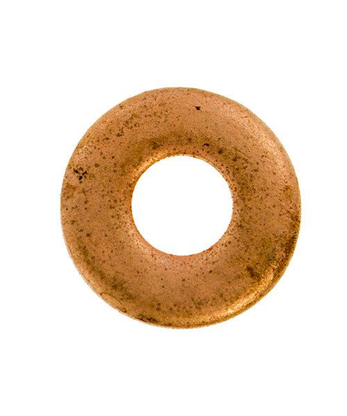 CCCP4504 = Copper Plated Steel Washer 4.7mm OD x 1.9mm ID (Pkg of 10)