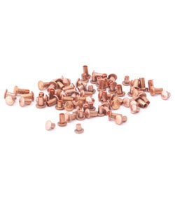 CCCU1000 = COPPER RIVET ASSORTMENT for RIVET TOOL (100pcs)