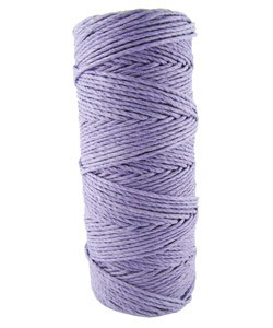 CD6025 = Hemp Cord PURPLE COLOR 20lb TEST - 50g SPOOL