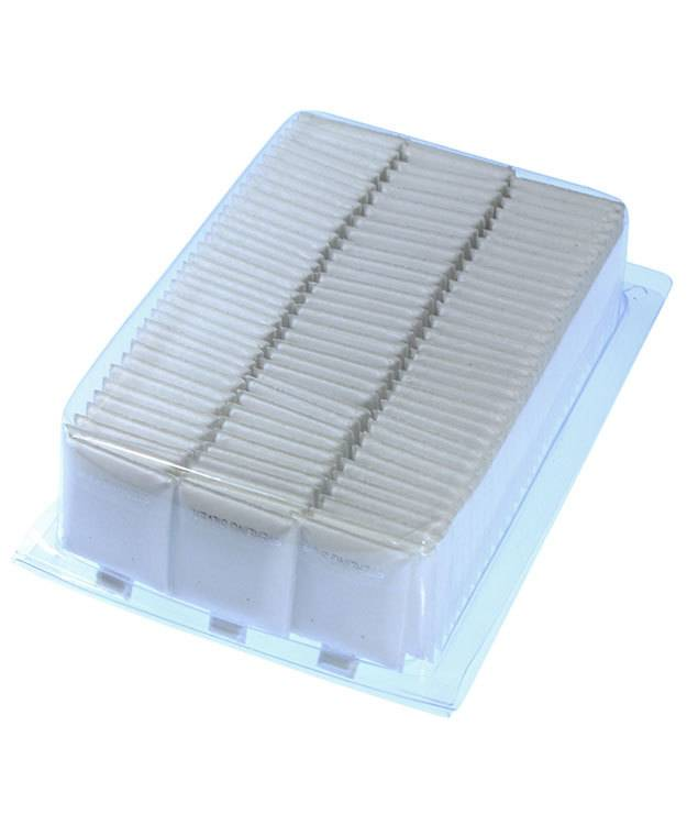 DER8023 = White Plastic Puff Pad 1-1/2''x1-3/4'' with Imprint ''Sterling'' (Pkg of 100)
