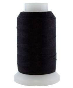 CD7015 = Silk Thread 1/2oz Spool BLACK SIZE C