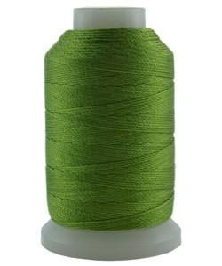 CD7027 = Silk Thread 1/2oz Spool BRIGHT GREEN SIZE E