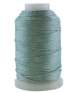 CD7050 = Silk Thread 1/2oz Spool PALE GREEN SIZE FFF