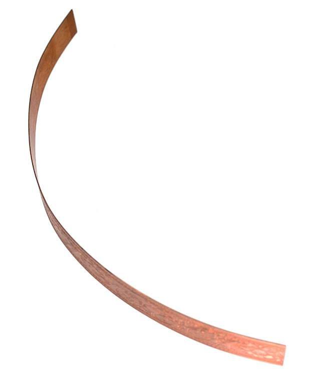 CPW108 = Copper Pattern Wire - WIDE FANCY 0.51 x 19.05mm - 1 foot piece