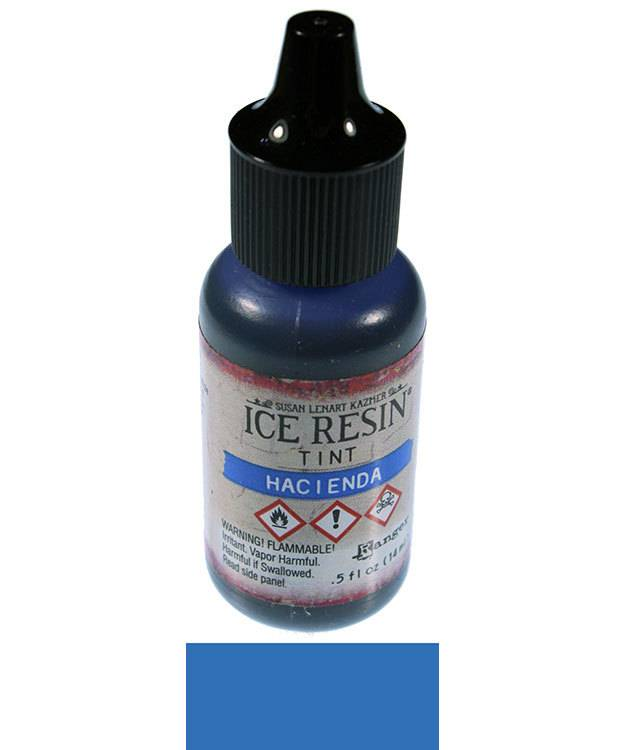 CE764 = Ice Resin Tints, Hacienda 0.5oz Bottle