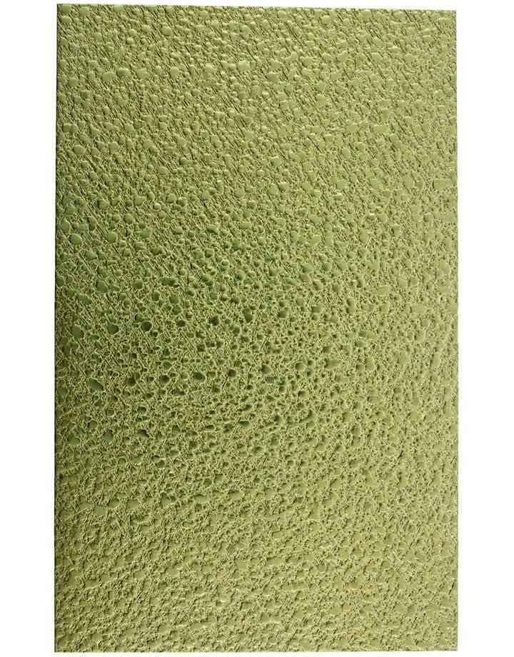 """BSP215 Patterned Brass Sheet 2-1/2"""" Wide"""