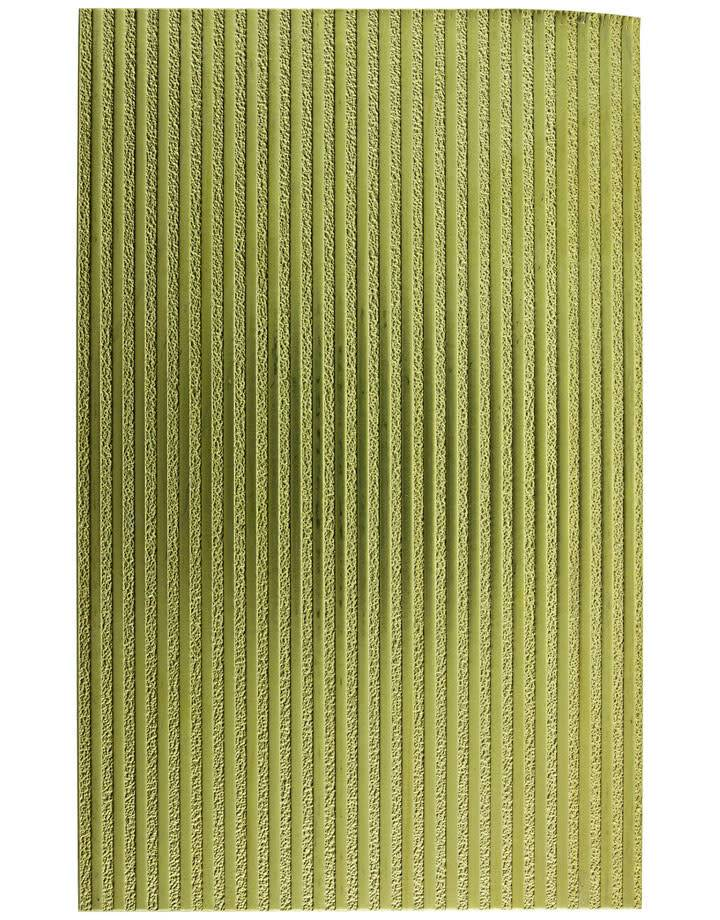 """BSP220 Patterned Brass Sheet 2-1/2"""" Wide"""