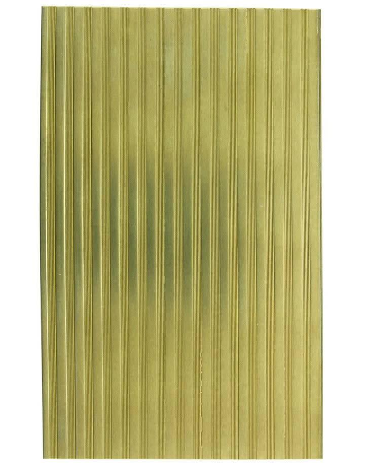 """BSP221 Patterned Brass Sheet 2-1/2"""" Wide"""