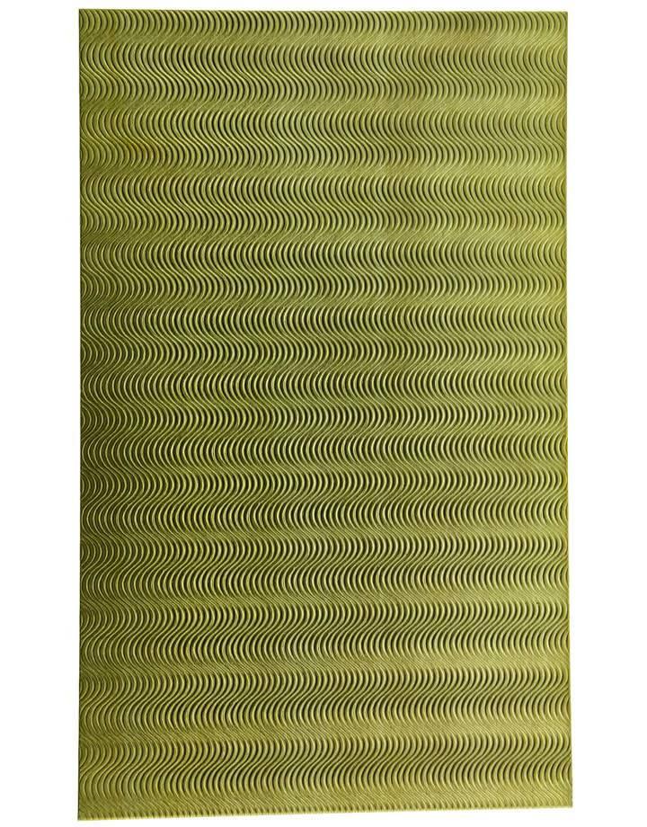 """BSP238 Patterned Brass Sheet 2-1/2"""" Wide"""