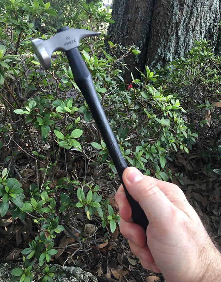 Fretz Designs HA8048 = Revere R-CR Chasing / Riveting Hammer by Fretz