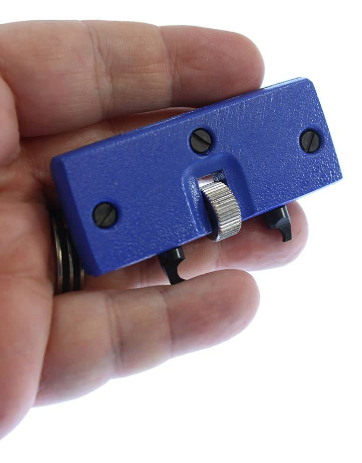 59.0610 = TWO PRONG WATCH CASE OPENER