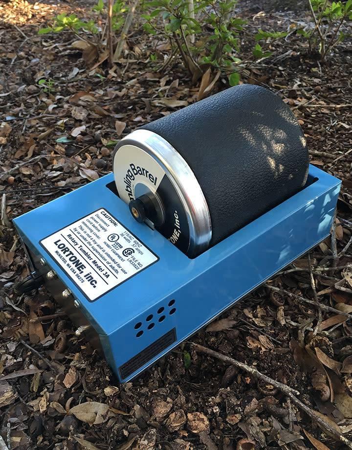 Lortone TM1003 = Lortone 3A Single Barrel Rotary Tumbler