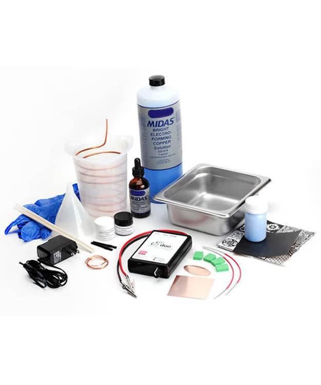 ET1055 = (Kit) E3 Duo Electroforming & Etching Master Kit **Shipping Restrictions**