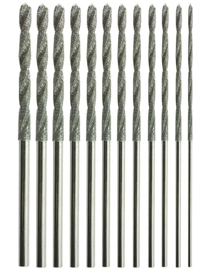 DR596 = (Kit) Diamond Twist Drill Set (11pcs)