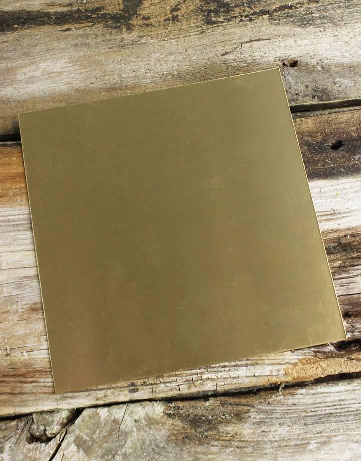 BS28 Red Brass Sheet 28ga (Choose Size)
