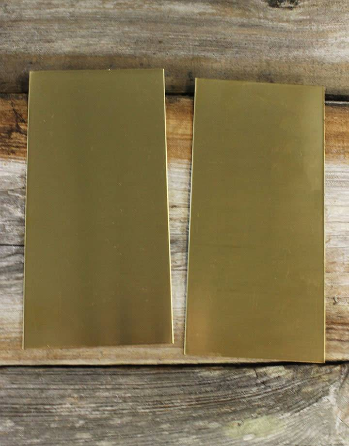 BS26 Red Brass Sheet 26ga (Choose Size)