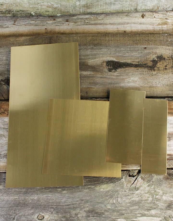 BS24 Red Brass Sheet 24ga (Choose Size)