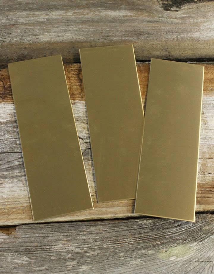 BS16 Red Brass Sheet 16ga (Choose Size)