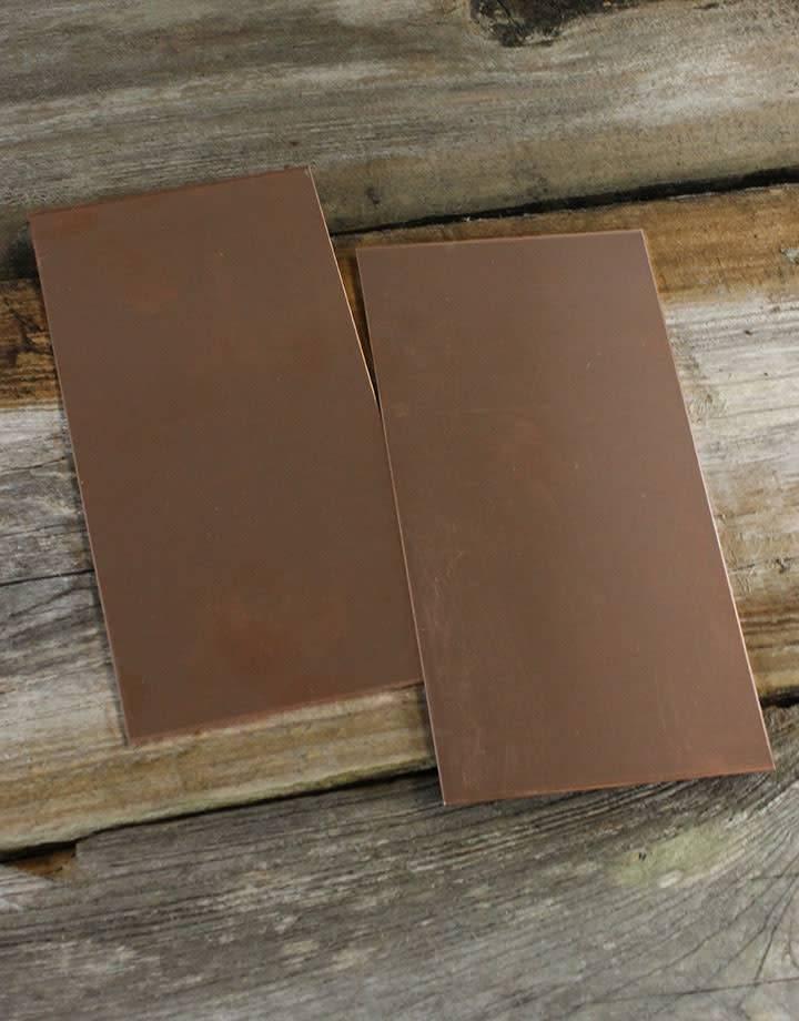 CS16 Copper Sheet 16ga (Choose Size)
