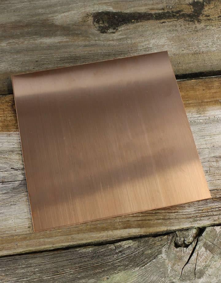 CS20 Copper Sheet 20ga (Choose Size)