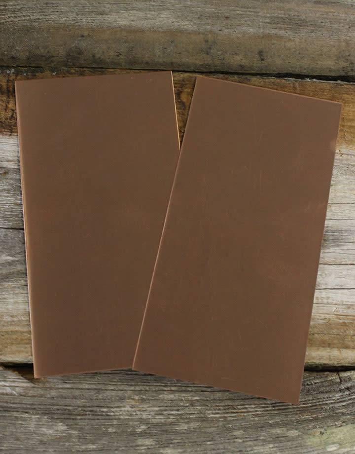 CS24 Copper Sheet 24ga (Choose Size)