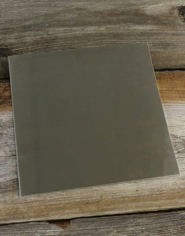 NS16 Nickel Silver Sheet 16ga (Choose Size)