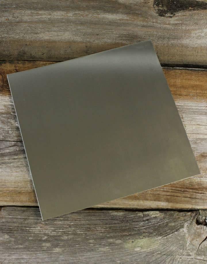 NS26 Nickel Silver Sheet 26ga (Choose Size)