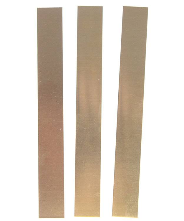 BS24 Red Brass Strips 24ga (Choose Size)