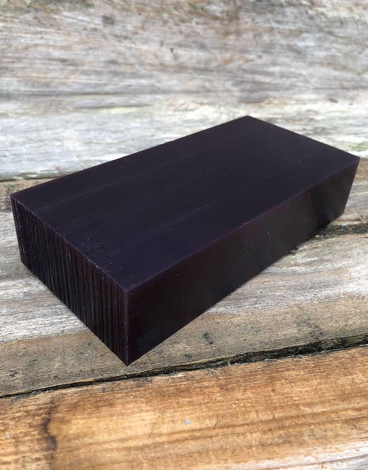 Du-Matt 21.02761 = DuMatt Purple Carving Wax Block (1lb)