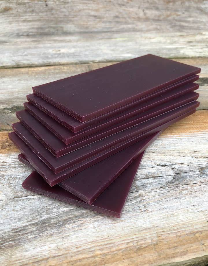 Du-Matt 21.02788 = DuMatt Purple Carving Wax Tablets Set of 6