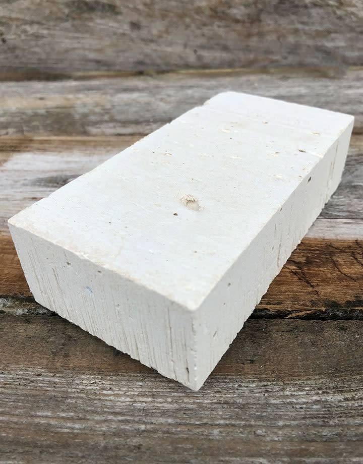 54.186 = Magnesia Solder Block 6'' x 3''