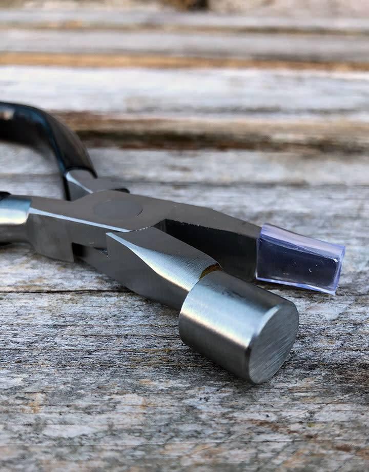 PL7414 = Wrap N Tap Looping Plier ( 14mm ) by Eurotool