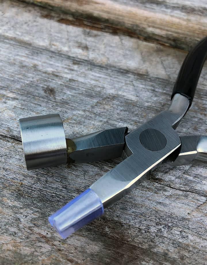 PL7419 = Wrap N Tap Looping Plier ( 19mm ) by Eurotool