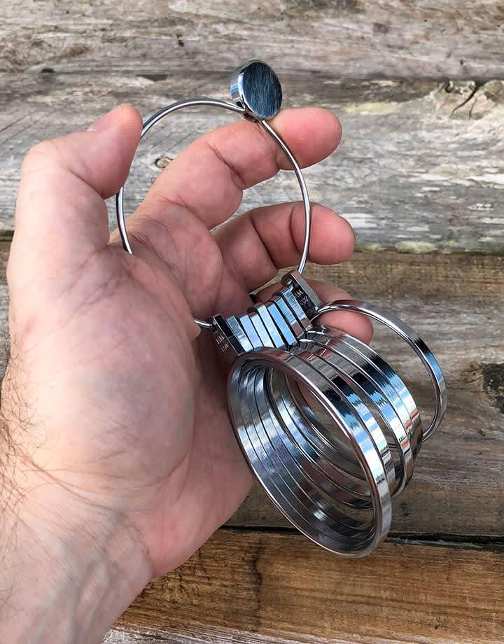 GA2562 = Bracelet Gauge Ladies' Sizes (10-18)