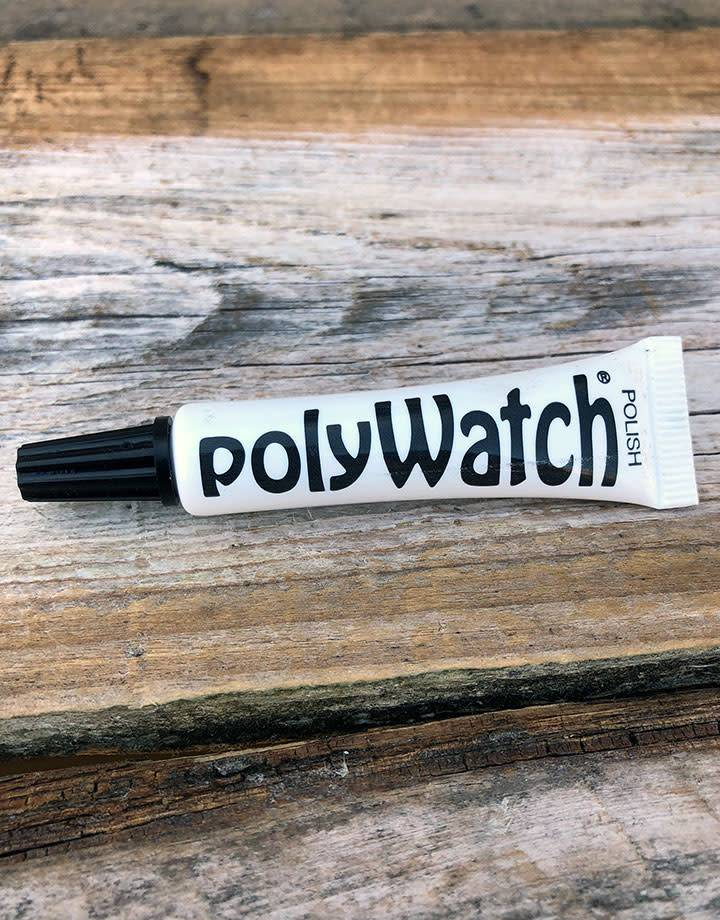 PS47001 = Polywatch Scratch Remover for Plastic Watch Crystals