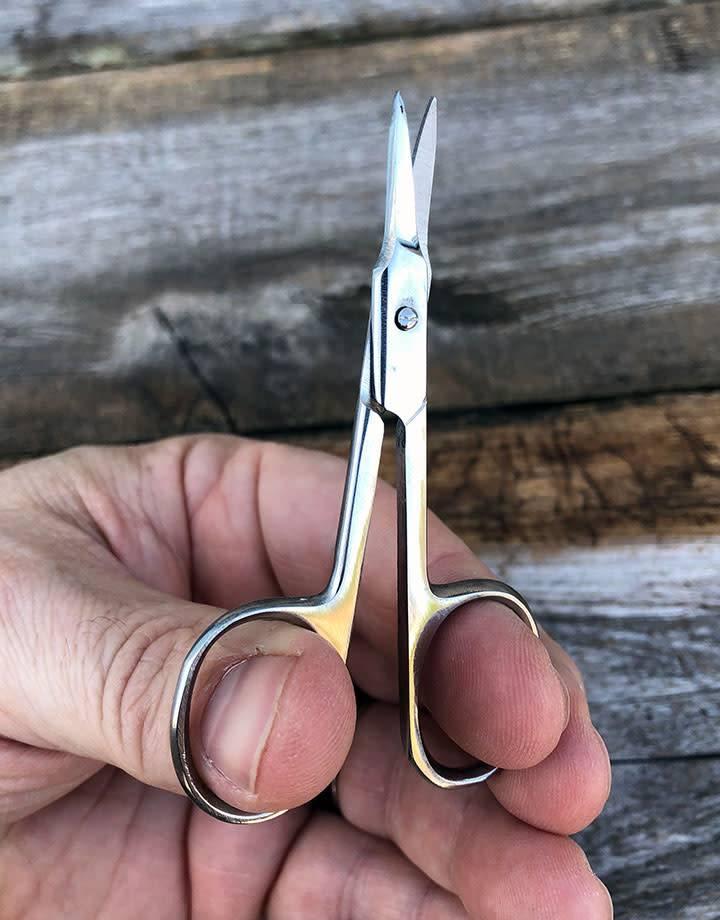 SH350 = Beading Scissors 3-1/2''