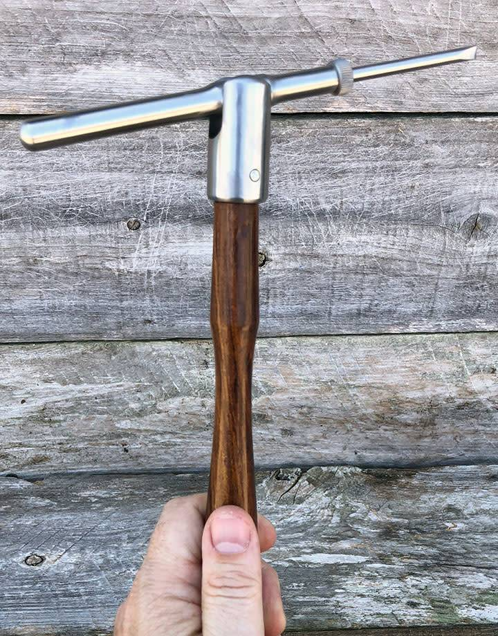 HA1100 = Whaley Rivette Sliding Hammer with 3 Tips