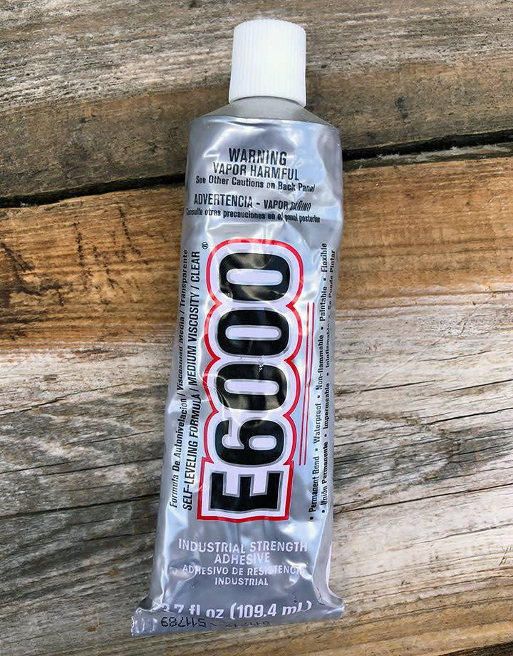 CE6000 = E6000 Glue - 3.7oz Tube