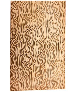 "CSP240 Patterned Copper Sheet 2-1/2"" Wide"