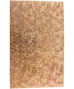 "CSP245 Patterned Copper Sheet 2-1/2"" Wide"