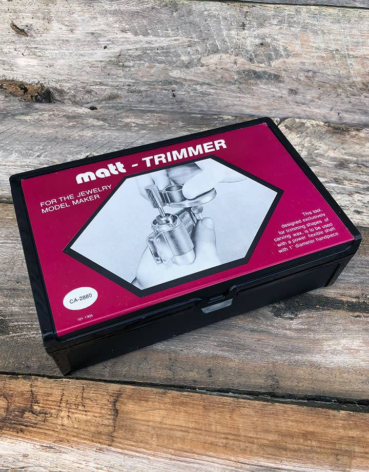 Du-Matt 21.02880 = WAX - TRIMMER