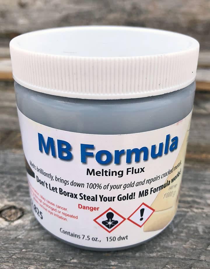 CA1174 = MB Formula Melting Flux