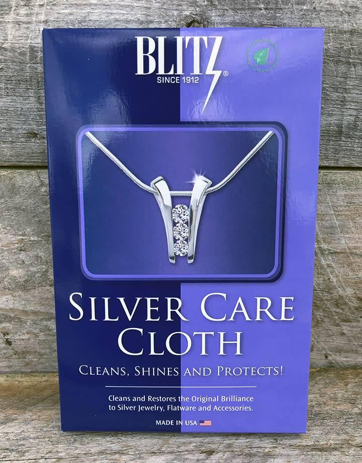Blitz Mfg PS118 = Blitz Silver Care Cloth