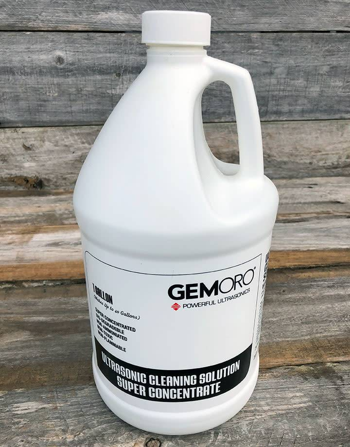 GemOro CL750 = GEM-ORO ULTRASONIC SOAP 1 GAL.