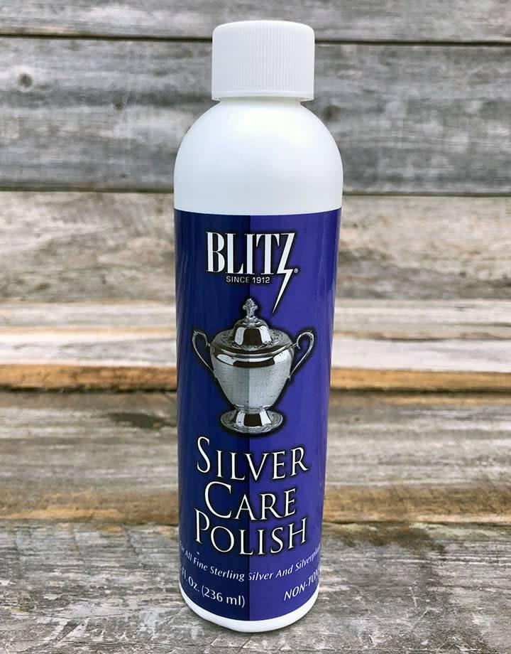 Blitz Mfg CL818 = Blitz Silver Polish 8oz
