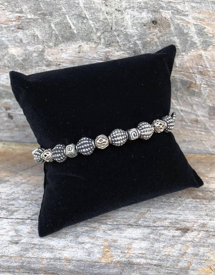DIS1130 = Black Velvet Pillow for Watches or Bracelets 3''x3'' (Pkg of 5)