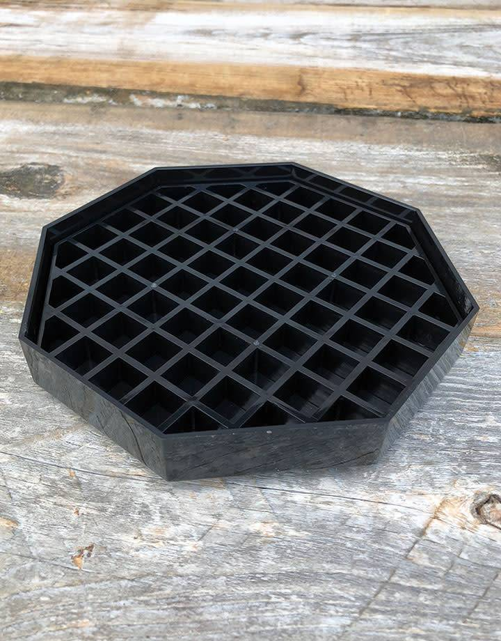 "CL300 = DRIP TRAY for STEAM MACHINES 6"" DIAMETER"
