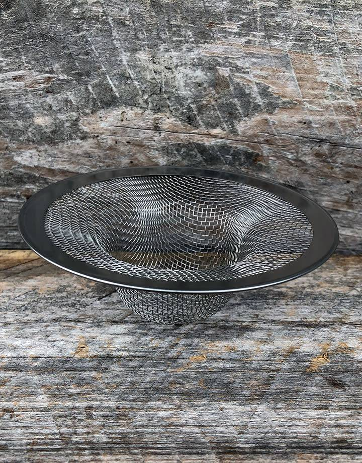 CL5803 = ULTRASONIC STAINLESS STEEL MESH BASKET 4-1/2''dia NO HANDLE